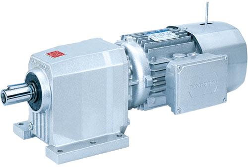 موتور گیربکس هلیکال شافت مستقیم Bonfiglioli