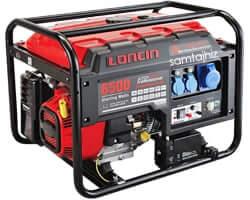 موتور برق لانسین مدل lc6500