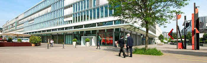 دفتر مرکزی ABB در زوریخ