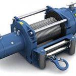 وینچ برقی و کاربرد آن در صنایع