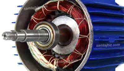 عیب یابی و تعمیر الکتروموتور