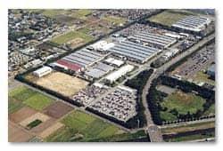 کارخانه المکس در شهر اوتا ژاپن