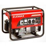 موتور برق بنزینی المکس Elemax