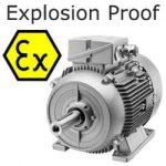 الکتروموتور ضد انفجار یا الکتروموتور ضد جرقه EEX