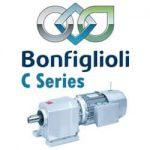 گیربکس هلیکال شافت مستقیم Bonfiglioli بونفیلیولی سری C