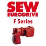گیربکس آویز SEW شافت موازی سری F