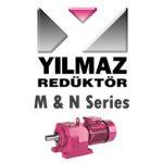 گیربکس هلیکال شافت مستقیم ایلماز سری M و N