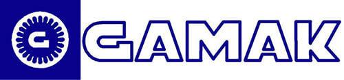 لوگوی شرکت الکتروموتور گاماک