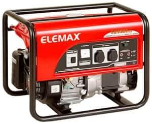 موتور برق بنزینی المکس سری ex