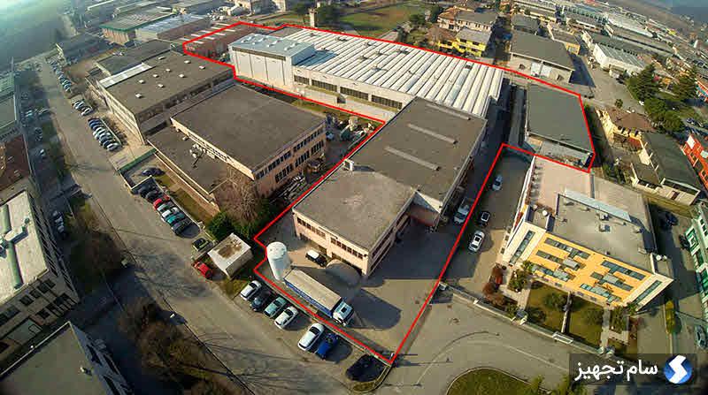 کارخانه گیربکسسازی هیدرومک ایتالیا