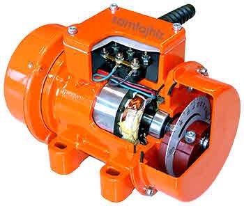 موتور ویبره صنعتی
