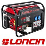 موتور برق بنزینی لانسین Loncin