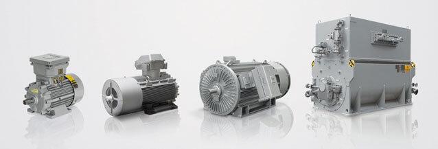 انواع الکتروموتور LOHER لوهر ولتاژ پایین