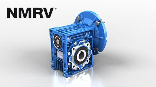 گیربکس حلزونی Motovario سریNMRV