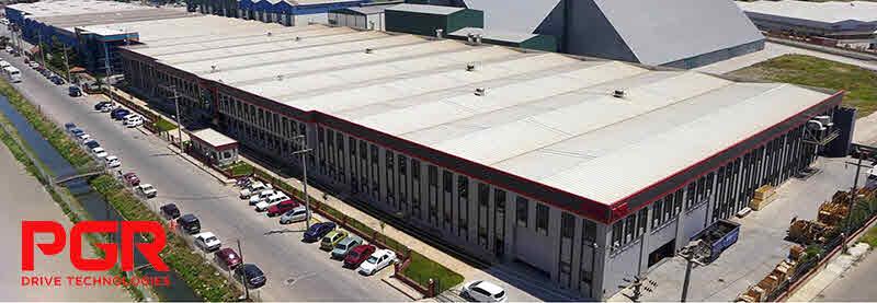 کارخانه گیربکس pgr در ترکیه