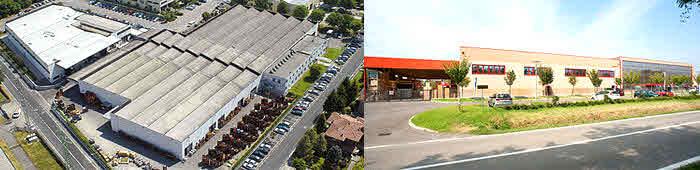 کارخانه و مرکز اصلی شرکت گیربکس خورشیدی رجیانا