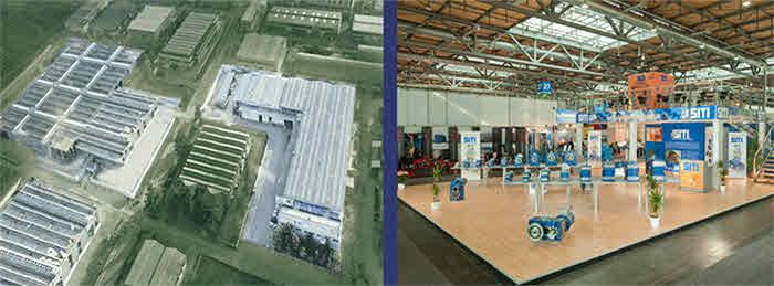 شرکت گیربکس SITI ایتالیا