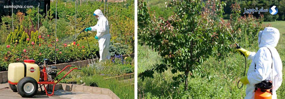 سمپاش باغبانی و کشاورزی