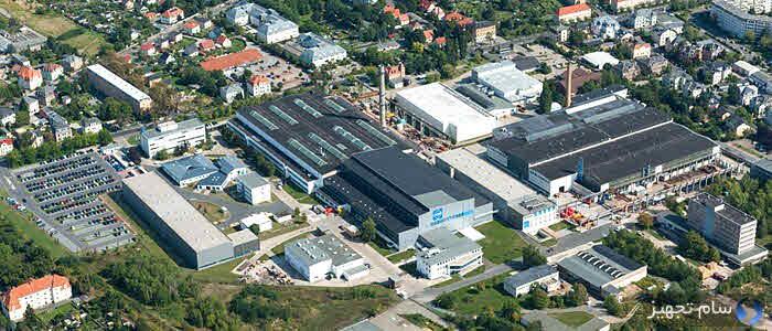 کارخانه الکتروموتور VEM