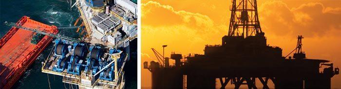 کاربرد وینچ در صنایع نفت و گاز